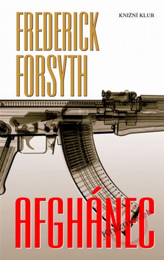 Kniha: Afgánec (Frederick Forsyth) | bux.sk