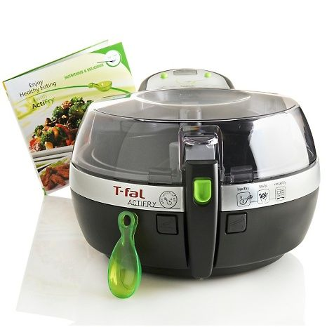 "Awesome blog about healthy food AND the ""T-Fal Actifry"" Machine. ♥"