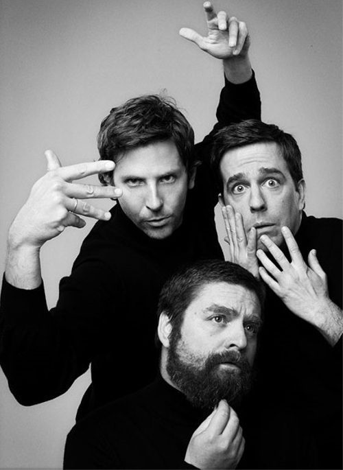 love the hangoverBradley Cooper, Best Friends, Funny Guys, Zach Galifianakis, Celeb, Movie, Things, The Hangover, People