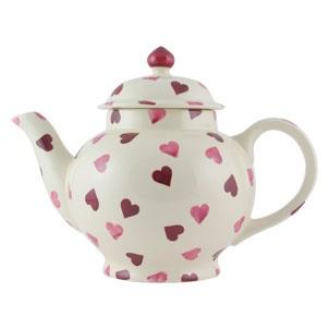 Emma Bridgewater Pink Hearts teapot!