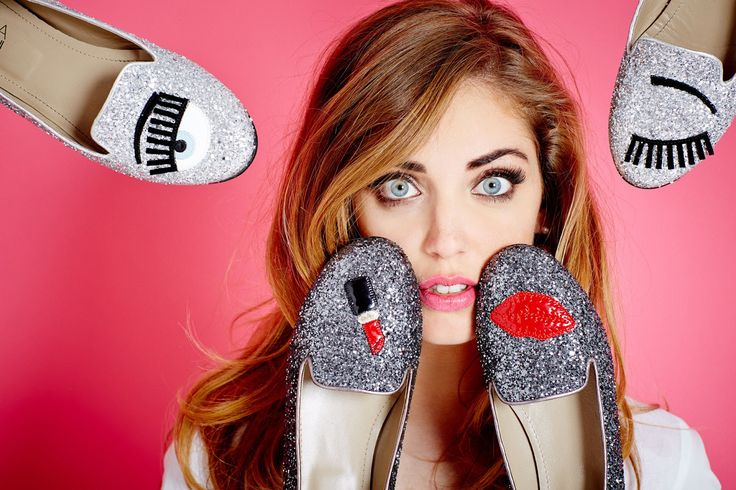 #ChiaraFerragni Shoes collection is available at Bagheera Boutique, click here -> http://www.bagheeraboutique.com/en-US/designer/chiara_ferragni_