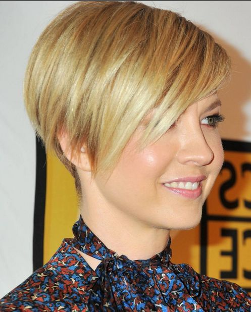 jenna elfman short hair - Google Search