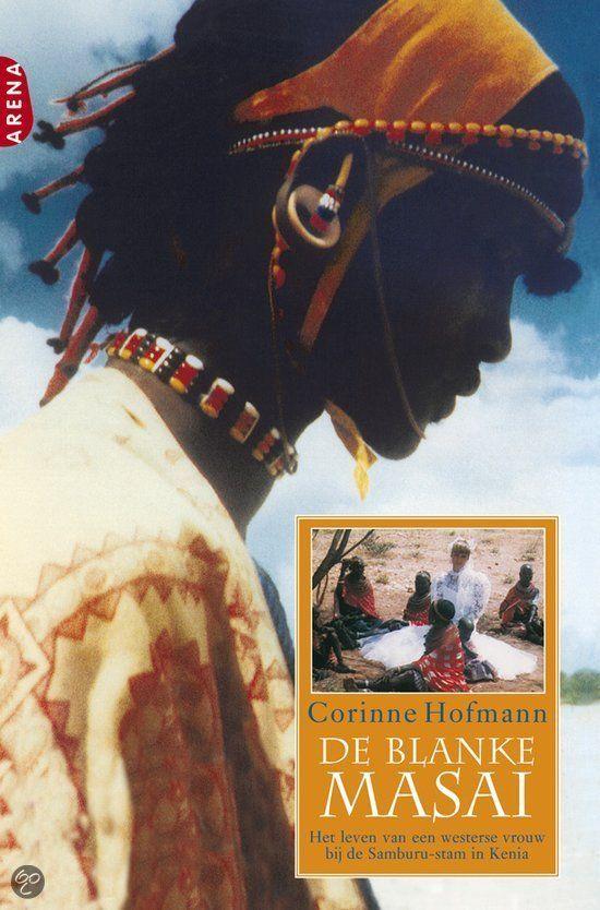 De blanke masai, Corinne Hofmann