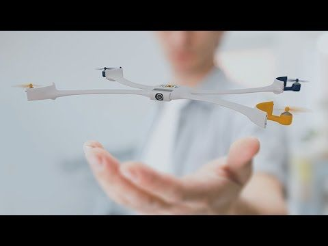 Nixie is a wearable drone that captures your activities on the fly