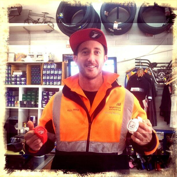 First to Represent ! Paul from Beta & Gas Gas Trials bikes ! Watch out for the Photo shoot from the trial guys ........