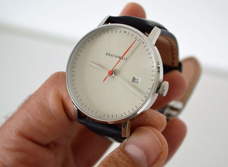 Brathwait montres de luxe abordables pour homme - Montre de luxe homme ...