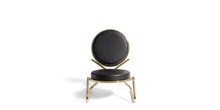 Striad Lounge Chair Replica