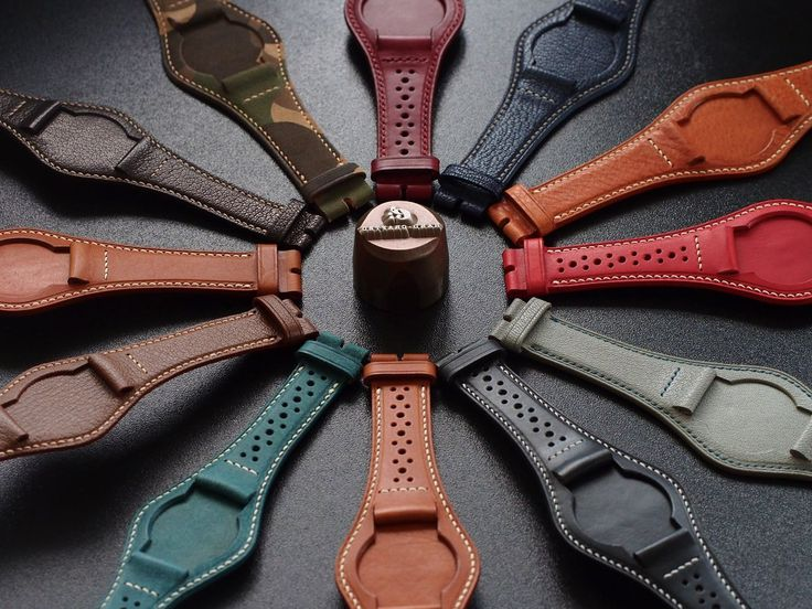 This uniquely crafted Full Bund Strap comes in a fairly wide choice of leathers along with options like the Brogue Essence and Racing Holes or...