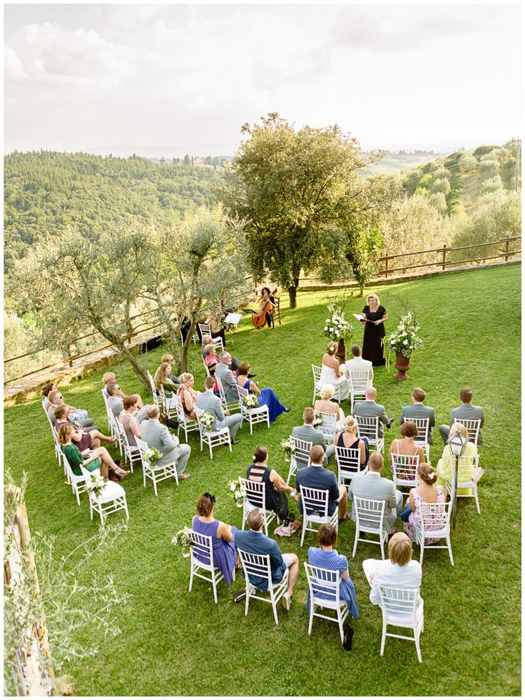 Tuscan Country Wedding at Quercia al Poggio
