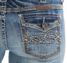 $10 OFF Wild Thang Cowgirl Tuff Jeans (24x33, 28x33 & 32x33 only)
