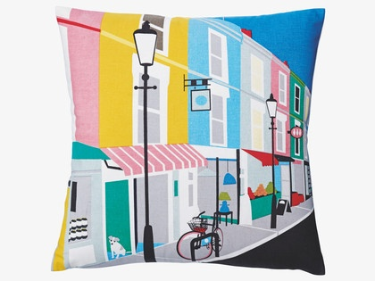 HABITAT Cushion, Brighton & Hove street design
