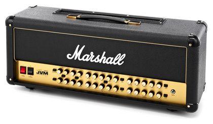 Marshall JVM410HJS Joe Satriani Head #Thomann