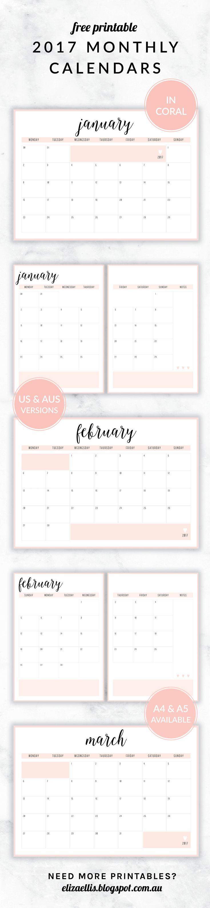 221 best calendars planners images on pinterest calendar planner