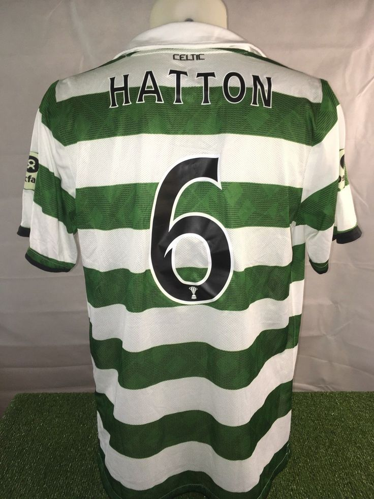 Ricky Hatton Signed Match Celtic Charity Shirt - Boxing Football Memorabilia