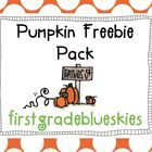 Fun pack that includes a writing prompt, brace maps, tree map, labels for you to use when you create a pumpkin craft, and nonfiction page for pumpk...