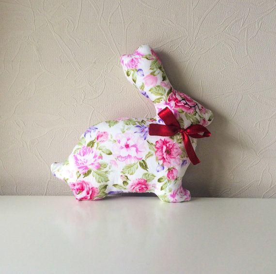Мягкая игрушка заяц от BeTheOriginal на Etsy