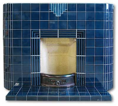 A simple geometric Art Deco Fireplace design commonly found in Fireplaces from the 1940s and 1950s. Description from c20fireplaces.co.uk. I searched for this on bing.com/images