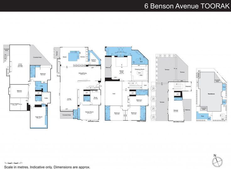 21/4/15 Toorak, VIC Sales Agent - Anton Wongtrakun Dingle Partners - Melbourne 03 9614 6688 #floorplan