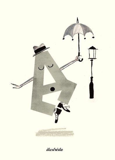 Beautiful Editorial Illustrations by Luciano Lozano aka. Ilustrista | Abduzeedo Design Inspiration & Tutorials