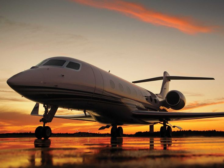Gulfstream G650 / The $65 Million Private Jet Billionaires Are Drooling Over