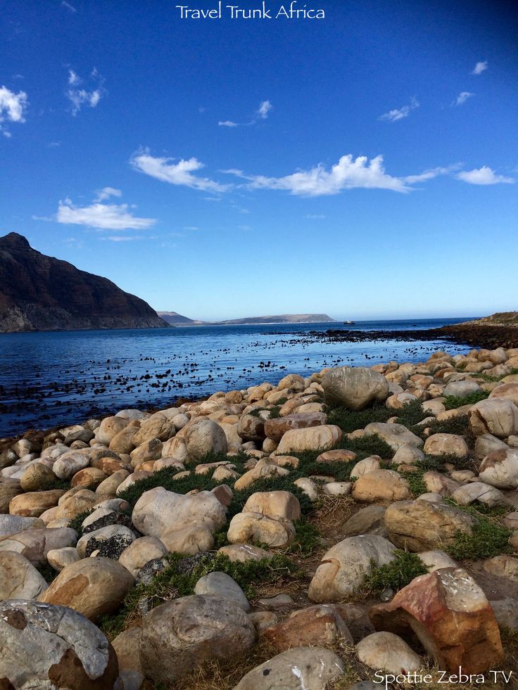 Hout Bay - Taken from by the Fish on the Rocks
