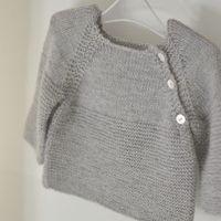 Petit tricot - LA MAISON DOUCE