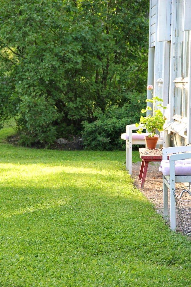 Villi piha: Pieni ennakko Avoimiin puutarhoihin