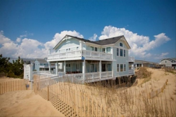 Sandbridge Beach House Rental: Oceanfront Views, Pool, Hot Tub, And Pool Table! Come Play! | HomeAway