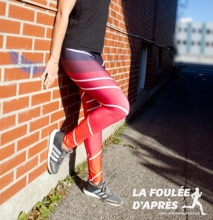 Vous aimez vous sentir confortable tout en étant élégante ?  En plus de son design unique, le legging Flash accompagnera tous vos gestes avec fidélité dans votre pratique sportive quotidienne. Que se soit pour aller courir ou une simple sortie sportive, vous ne pourrez plus vous en passer !