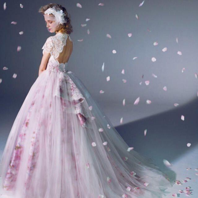 もう一度結婚式したい☆蜷川実花ウェディングドレス|taruto's-blog
