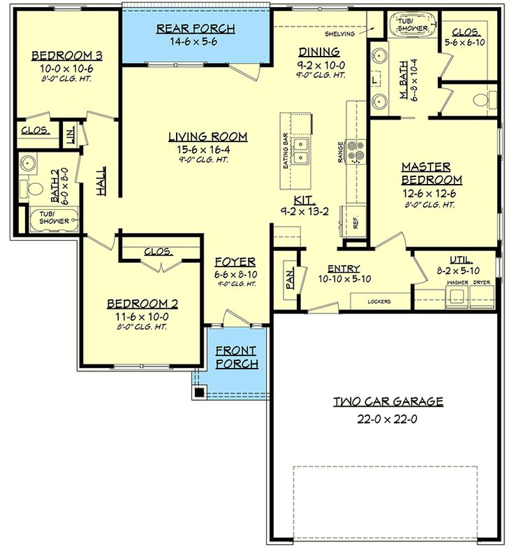 113 best small house plans images on pinterest | small house plans