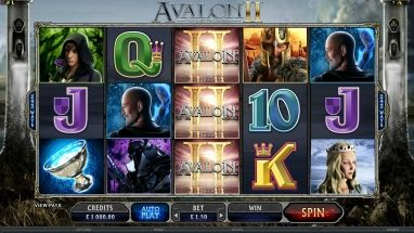 You've watched the preview video, now PLAY THE GAME!!  Play Avalon II at Lucky247 NOW!