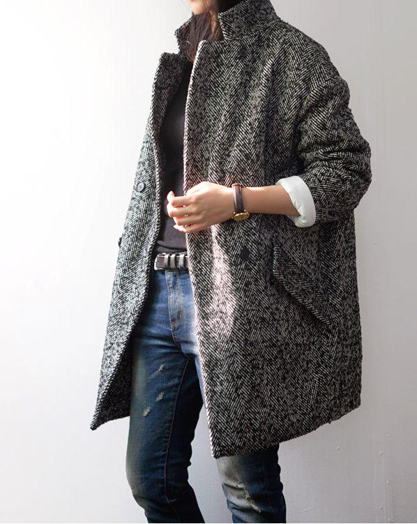 L'incontournable matezu long hyper classe et a la mode pour hiver