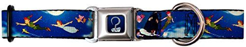 Walt Disney Movies TV Shows Flight To Neverland Seatbelt Fun Pet Dog Cat Collar ** Read more  at the image link.Note:It is affiliate link to Amazon.