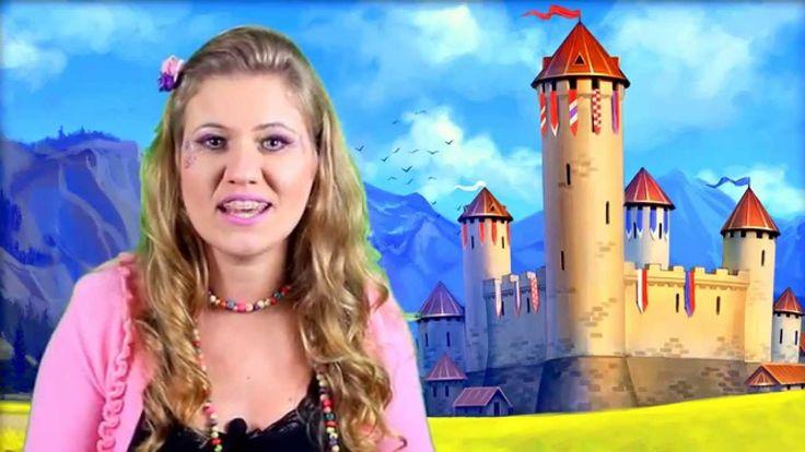 A Princesa e o SAPO - Historinhas para Acordar - Tia Tina