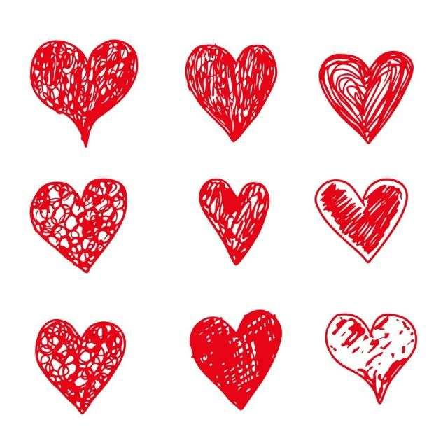 Hand Draw Heart Icon Heart Icons Hand Icons Icons Converter Png And Vector With Transparent Background For Free Download Heart Icons Heart Hands Drawing How To Draw Hands