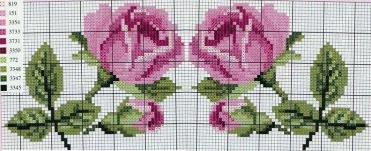 Gallery.ru / Foto # 49 - servilletas con rosas - rabbit17