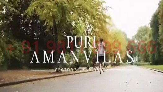 Puri AmanVilas Faridabad which will soothe & comforts you with its warmth of spacious 3, 3 + 1 and 4 BHK Independent Floors on 250 – 500 sq. yards plots are well planned and fully loaded with the elements of comfort. https://www.indrealestates.com/project/puri-amanvilas/