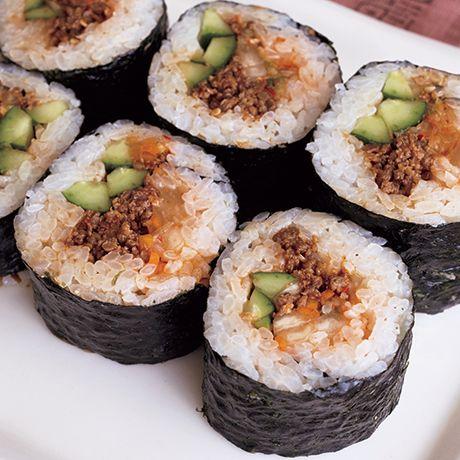 韓国風肉そぼろ | 枝元なほみさんの保存食の料理レシピ | プロの簡単料理レシピはレタスクラブニュース