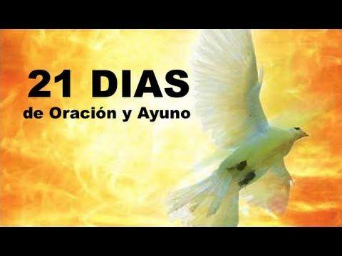 Oración buscando la llenura del Espíritu Santo