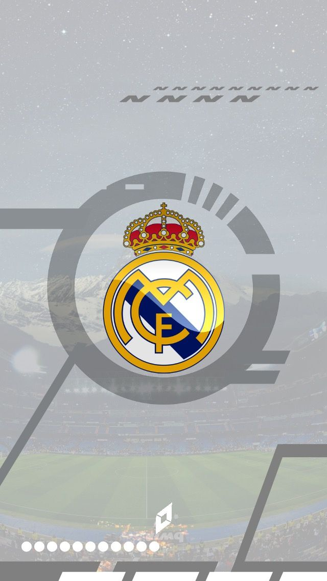 Wallpaper Real Madrid  By: @AndyGrfs