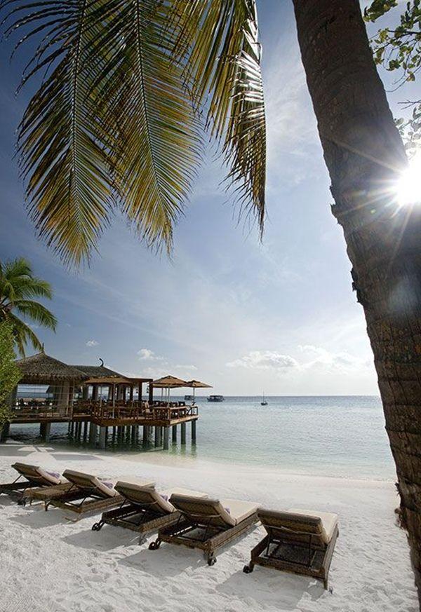 Moofushi Maldives - Tempo da Delicadeza