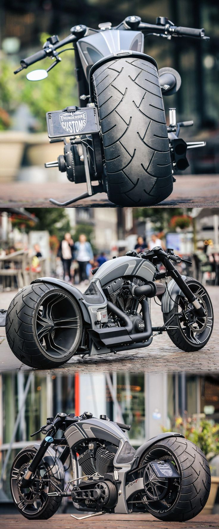BEST COOPHER MOTORCYCLES pinterest.com/mrcafer #HarleyDavidsonCustomBikes