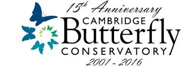 Win a family pass to Cambridge Butterfly Conservatory