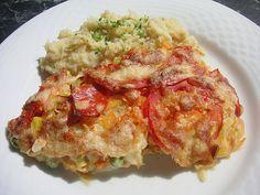 Schneller Gemüse - Fisch - Gratin, ein tolles Rezept aus der Kategorie Fisch. Bewertungen: 15. Durchschnitt: Ø 4,0.