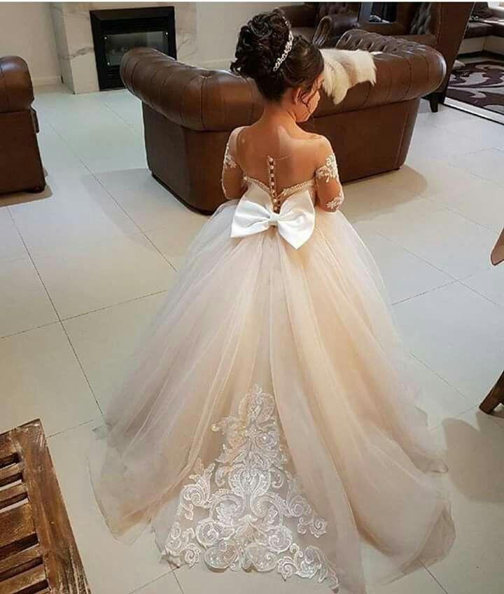 Vestido Daminha