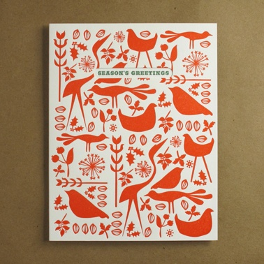Card by Egg Press.