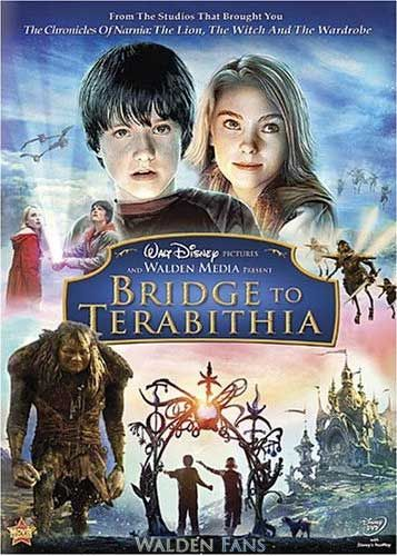 Bridge to Terabithia (2007) - Click Photo to Watch Full Movie Free Online.
