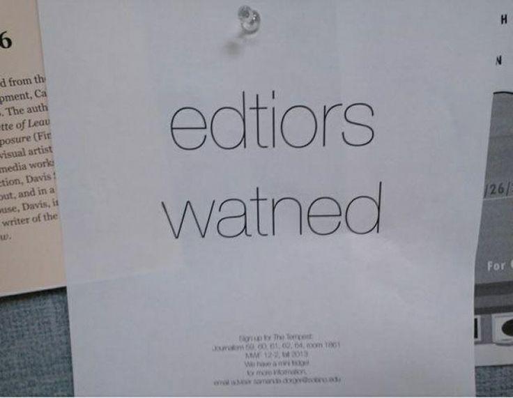 Edtiors_Watned? Hulp nodig bij het werven van nieuwe medewerkers? http://www.recruitmentwise.nl - Online Recruitment Marketeers - Employer branding, arbeidsmarktcommunicatie en jobmarketing -  Inbound Recruitment