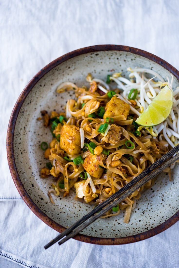 15 Minute Pad Thai | Recipe | What is this, Bean sprouts and Sprouts